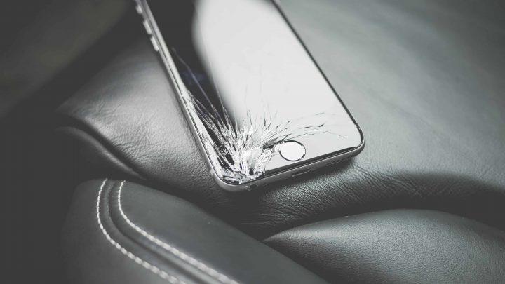 Telefoon laten repareren